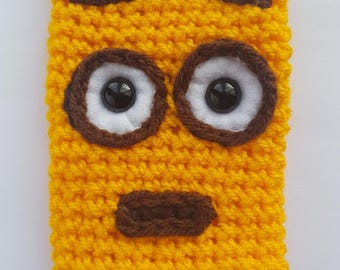 Knitted Emoji Mobile Phone Case