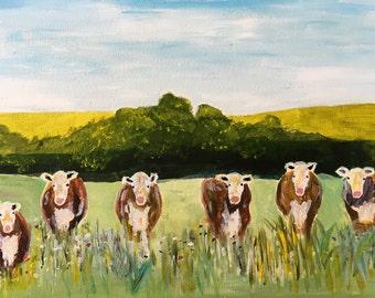 Curious Herd