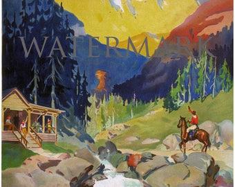 1934 National Parks