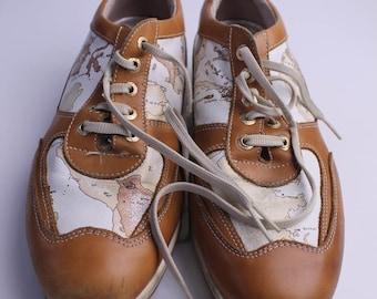 ALVIERO MARTINI 1 Class Flats Shoes Sneaker Sz 39 Female Woman B1