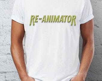Re-animator - film - t-shirt
