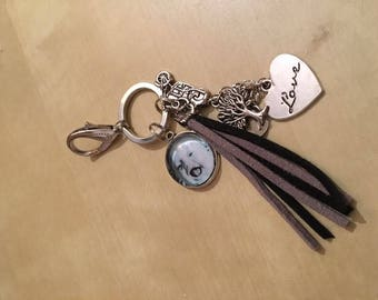 Keychain - bag jewel - accessory