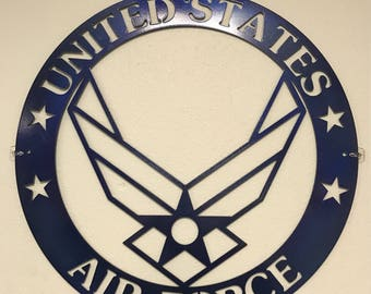 United States Air Force Wall Art