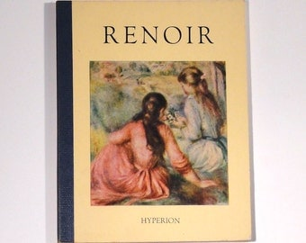 Renoir, by Andre Leclerc, Hyperion Miniatures - 1948 hardback