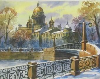 Petersburg. Amazing view.