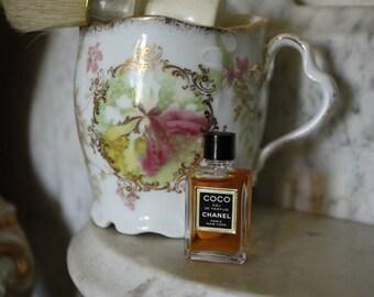Vintage Coco Chanel mini Eau De Parfum