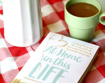 At Home in This Life - Autographed Book by Jerusalem Greer
