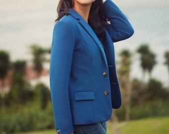 Womens Blazer PDF | Womens PDF | Womens Jacket PDF Pattern | Knit Jacket Pattern | Knit Blazer Pattern | Jacket Pattern | Blazer Pattern