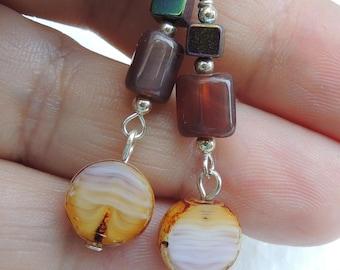 Handmade Dangle Earrings A3