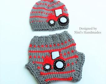 Tractor underwear | Etsy