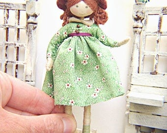 VERITY HOPE Doll KIT/ Vintage Style / by Verity Hope