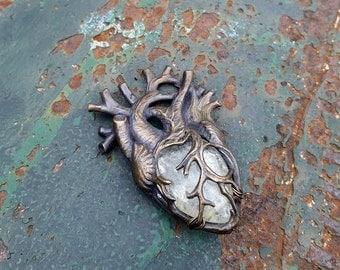 Pure Heart, Heart of Stone