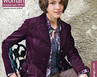 Ottobre Design Magazine - Woman - Autumn/Winter 2012