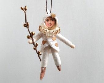 Spun Cotton Valentine's - Lawrence - PlumPuppets