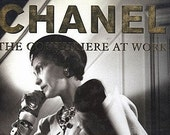 Chanel - the couturiere at work, by de la Haye, Biography of Chanel, Designer Fashion Book, Design Book,Costume History or Fashion History