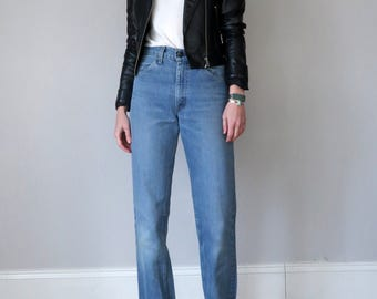 Levis Orange Tab 519 straight leg denim jeans 30x30