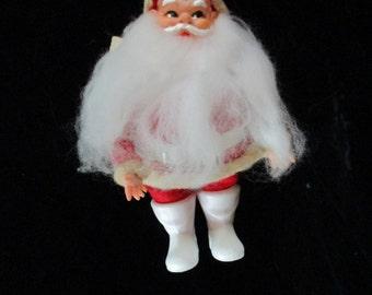 Vintage Standing Santa Claus