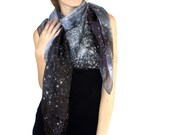 Hubble Galaxy Scarf