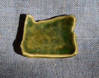 Ceramic Oregon Dish