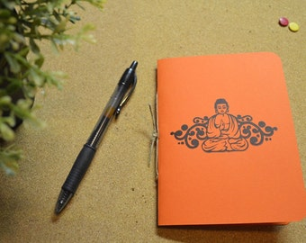 BUY 2 GET 1 FREE Buddha Pocket Journal