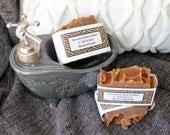 Savon à la soie l'Africain, african black soap, karité,