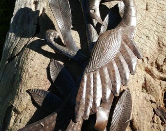 Haitian Steel Drum Bird