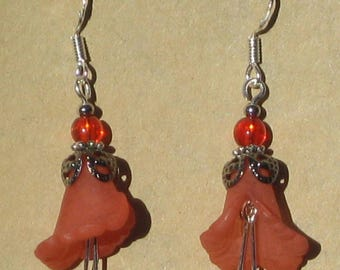Fairy Flower Bead Earrings