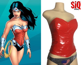 New 52 Wonder Woman Corset