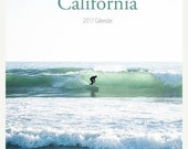 SALE 2017 Calendar, California Calendar, Desk Calendar, California Photos, Beach, Palm Trees, California Prints, 2017 Desk Calendar