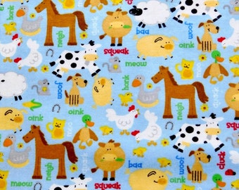 Snuggle Flannel fabric, printed flannel for boys 100% cotton Premium Quality designer Snuggle flannel Fabric for general sewing projects.