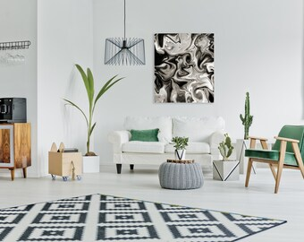 geode art, geode agate, agate art, sepia art, black and white, sepia, 2 tone art, lodge art, contemporary art, cabin art, cabin decor
