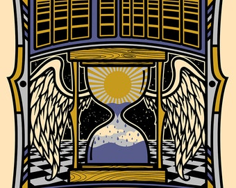 Gov't Mule NYE 2016, The Beacon Theatre, New York, NY Official Concert Poster