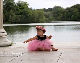 Pink Tutu, Baby Tutu, Mommy and Me tutus, 1st birthday tutu, newborn tutu, tutus for children, baby tutus, birthday tutu, pink baby tutu