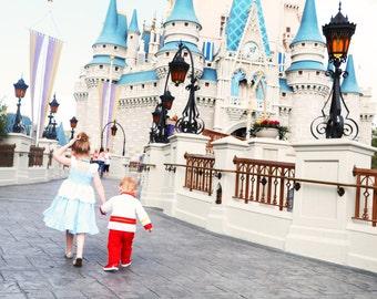 girls Cinderella costume dress