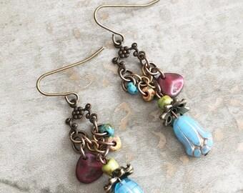 E024  CHARMED Earrings