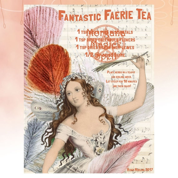 Fantastic Faerie Tea Recipe