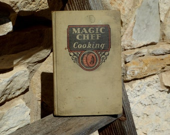 Magic Chef Cooking 1936