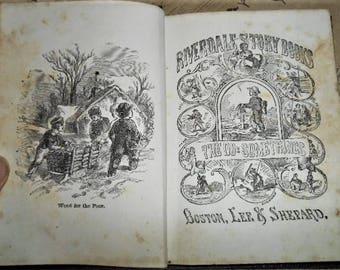 1864 Riverdale Story Books The Do Somethings