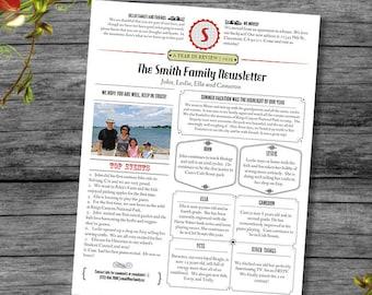 pdf newsletter templates