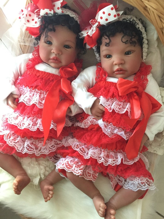 From The Biracial Shyann Kit Twin Girls Charity And Chastity