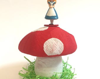 Alice on Mushroom Surprise Ball - Female, Ages 15 and up