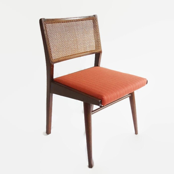 Danish Modern Dining Chairs: Four Vintage Danish Modern Dining Chairs Mid Century Chairs