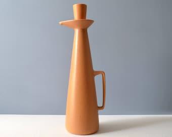 Vintage Metlox Contempora Coffee Pot or Carafe with Stopper