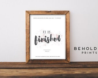 Scripture Prints, Bible Verse Wall Art, Bible Verse Print, Christian Wall Art, Quote Prints, Bible Quotes, Hand Lettered Truth, Calligraphy