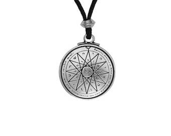 Shop Closing Sale! Talisman of Mercury Pewter Pendant Jewelry for Wisdom