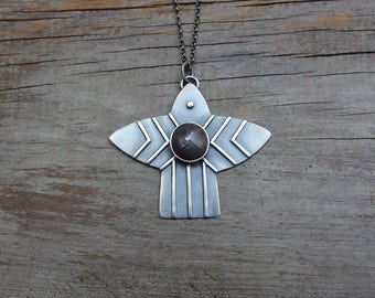 Phoenix 16 necklace