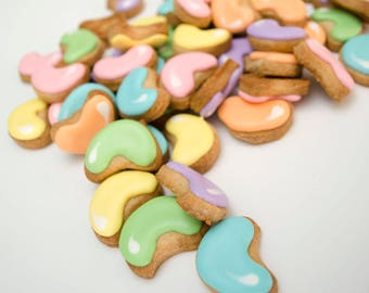 Decorated Cookies - 1 pound - Jelly Beans
