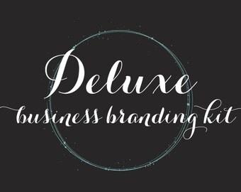 Business Branding Kit, Custom Business Branding, Custom Logo Design, Custom Branding Logo, Logo Design Services, Branding Package, Gold Logo