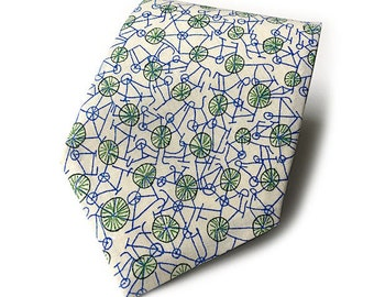 Liberty Grayson Perry Philippa's Bike tie