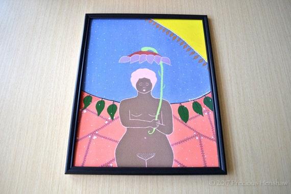 Ibyio • 11x14 Print